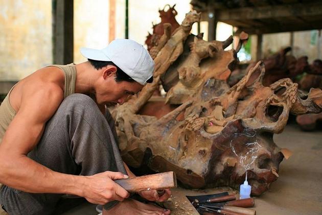 Kim Bong Village, Cozy Vietnam Travel, Vietnam Tours