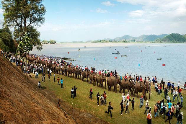 Lak Lake in Dak Lak, Buon Me Thuat, Dak Lak, Tour, Cozy Vietnam Travel