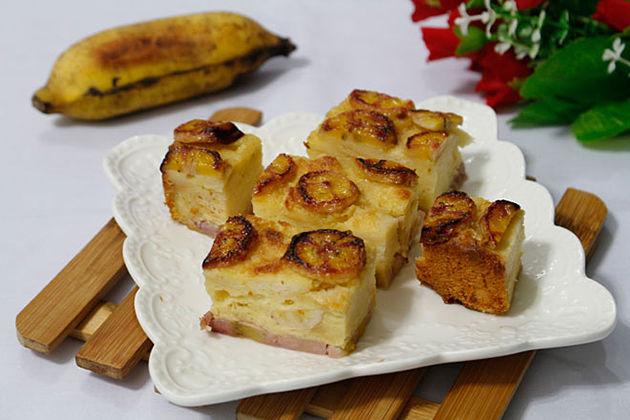 Luc Yen Banana Cake, Yenbai, Tours, Vietnam Cozy