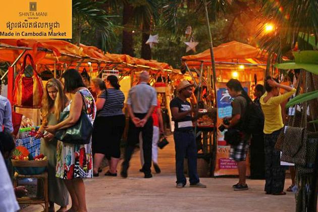 Cambodia Market, Tour, Cambodia Market, Cozy Vietnam Travel