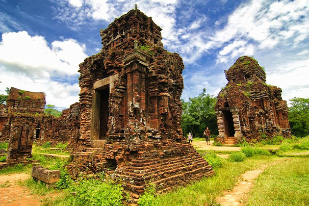 My Son Holly Land, My Son Temple, Cozy Vietnam Travel