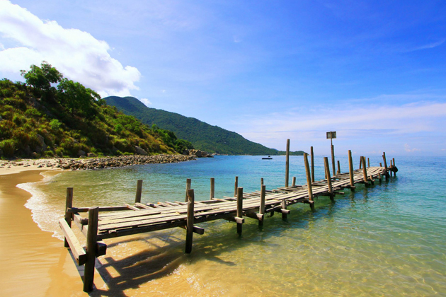 Nam O Beach, Da Nang, Travel, Cozy Tours