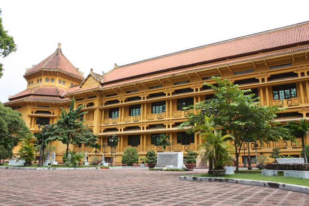 Museum of Vietnamese History, Hanoi City Tours, Cozy Vietnam Travel