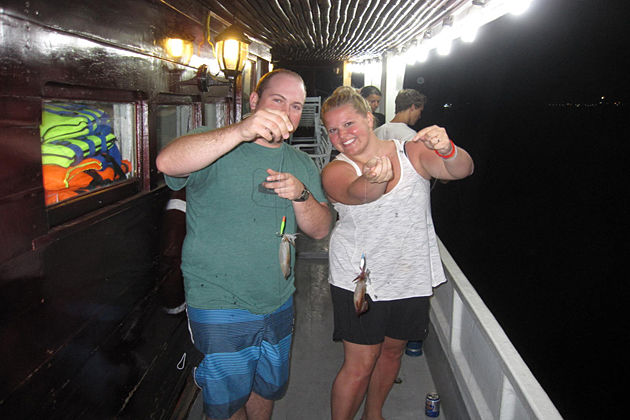 Night Squid Fishing, Co To Island, Tours, Cozy Vietnam Travel