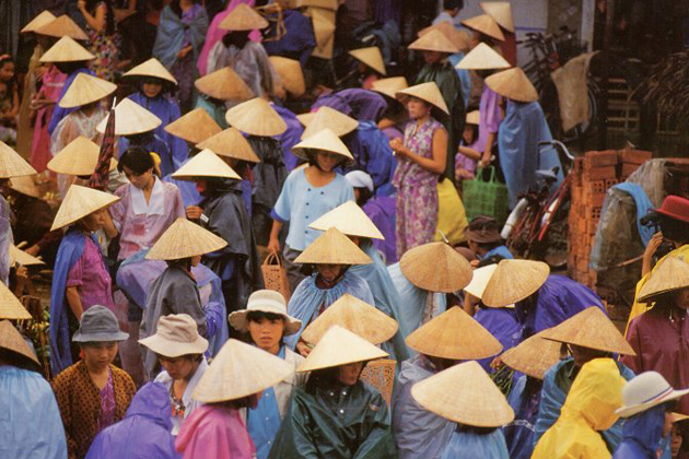 Conical Hat in Vietnam, Conical Hat, Cozy Vietnam Travel