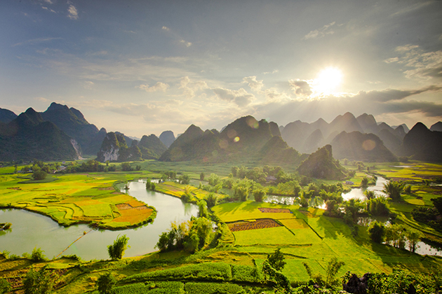 Cao Bang Travel, Cozy Vietnam Travel