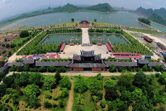 Bai Dinh Pagoda, Ninh Binh Travel, Vietnam Cozy Tour