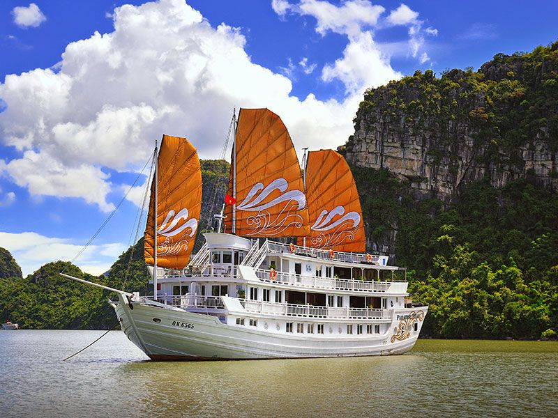 Halong Bay Cruises, Cozy Vietnam Travel, Cozy Vietnam Tours