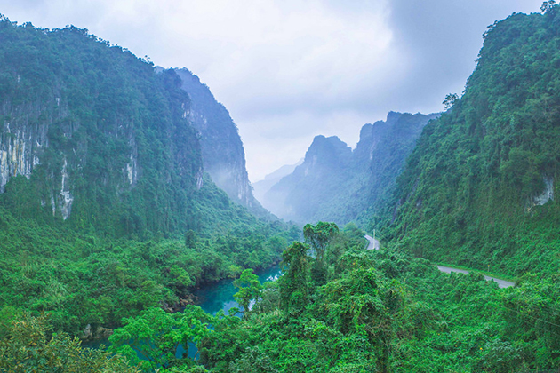Phong Nha Ke Bang National Park, Phong Nha Ke Bang Travel, Cozy Vietnam Travel