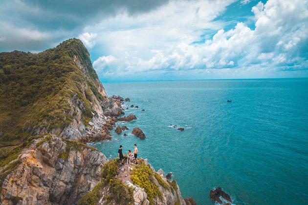 Quan Lan Wind Waist, Quan Lan, Quang Ninh, Tours, Cozy Vietnam Tours