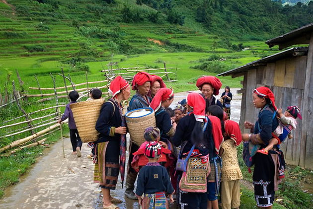 Ta Phin Village, Sapa Tours, Cozy Vietnam Travel