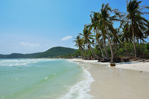 Sao Beach in Phu Quoc, Travel, Cozy Vietnam Travel