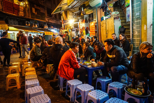 Street Food in Ho Chi Minh, Tours, Cozy Vietnam Travel
