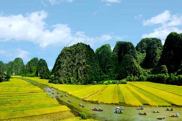 Northern Vietnam 5-Day Package Tour