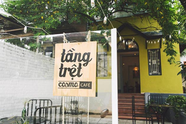Tang Tret Cosmo in Hanoi, Tour, Hanoi, Cozy Vietnam Travel