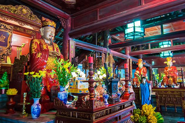 Temple of Literature in Hanoi, Tour, Cozy Vietnam Travel
