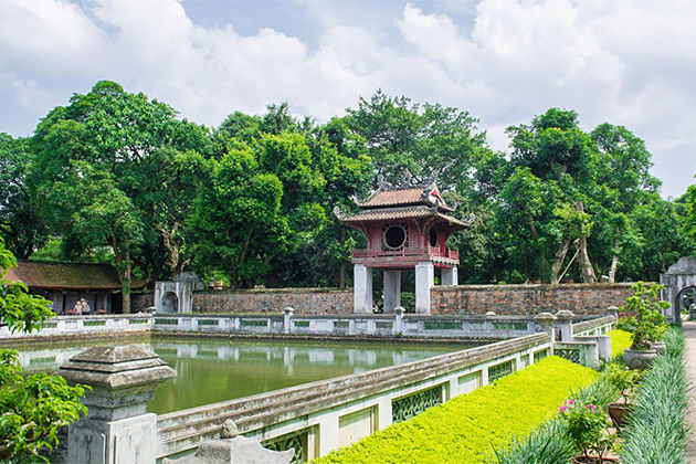 The Temple of Literature, Hanoi City Tours, Cozy Vietnam Travel
