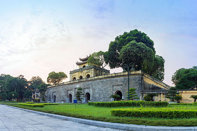 Thang Long Imperial Citadel in Hanoi, Travel, Cozy Vietnam Travel