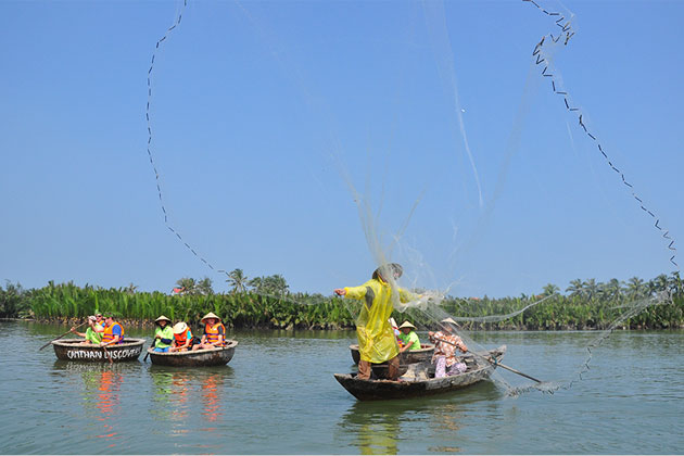 Hoi An Fishing Tour, Cozy Vietnam Travel, Vietnam Tours