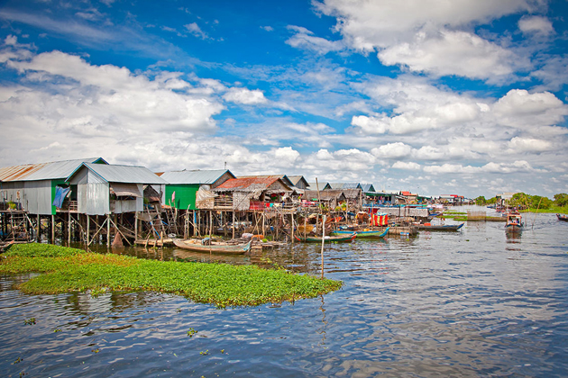 Tonle Sap Lake, Cozy Vietnam Tours