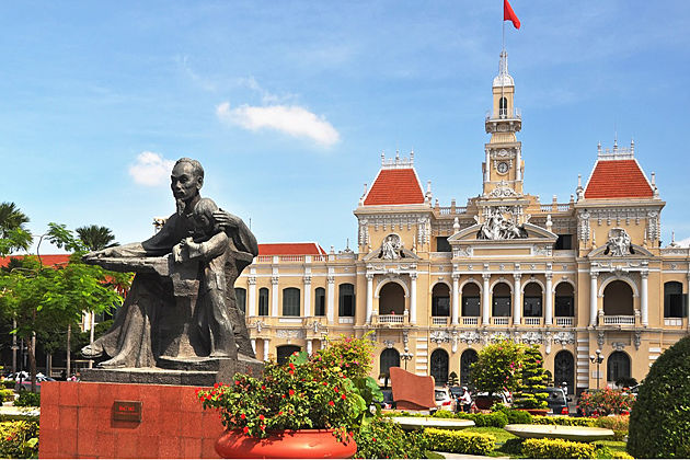 Ho Chi Minh City, Ho Chi Minh Tours, Cozy Vietnam Travel
