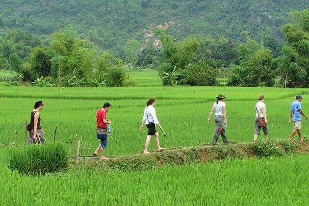 Pu Luong Trecking Tour, Pu Luong Travel, Cozy Vietnam Tours
