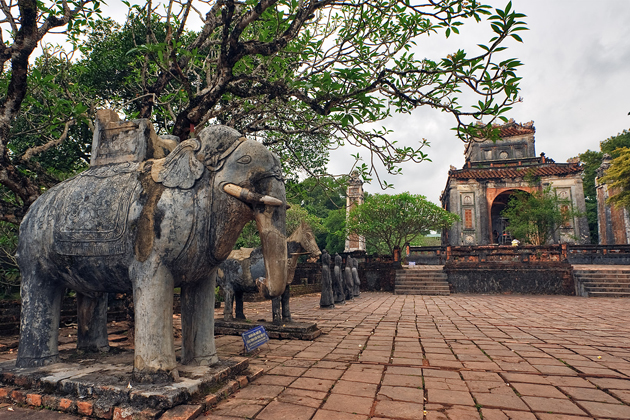 Tu Duc King Tomb, Cozy Vietnam Travel, Vietnam Tours
