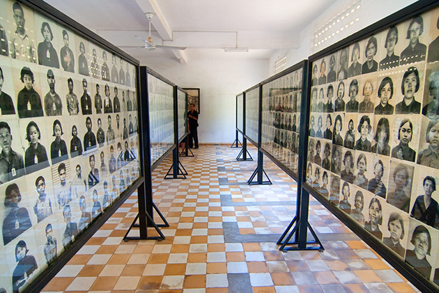 Tuol Sleng Museum in Cambodia, Cozy Vietnam Trave