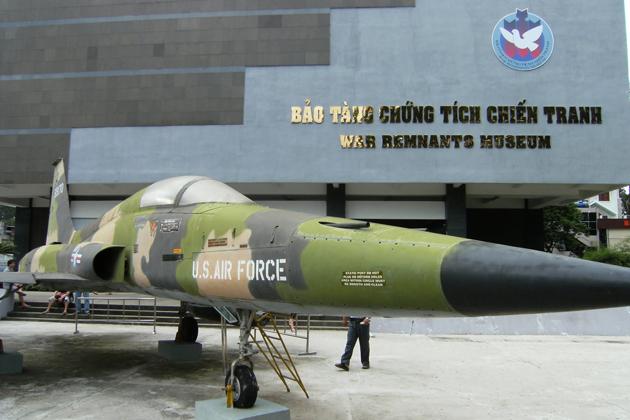 War Remnants Museum, Ho Chi Minh City, Cozy Vietnam Travel, Vietnam Tours