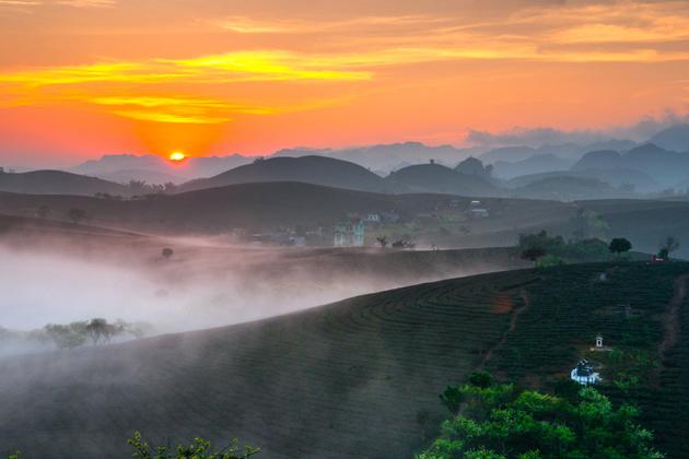 Van Hoa Plateau in Phu Yen, Phu Yen Tours, Cozy Vietnam Travel