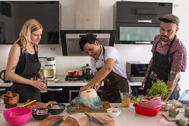 Cooking Class in Hanoi, Hanoi Tours, Cozy Vietnam Travel