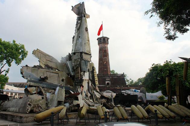 Vietnam Military History Museum, Hanoi Tours, Cozy Vietnam Tours