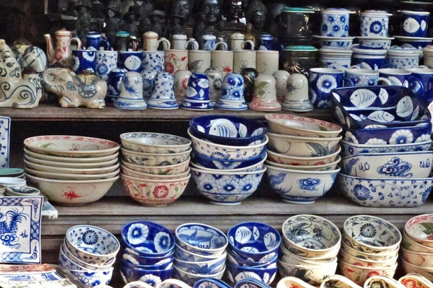 Ceramic Products in Vietnam, Tours, Cozy Vietnam Travel