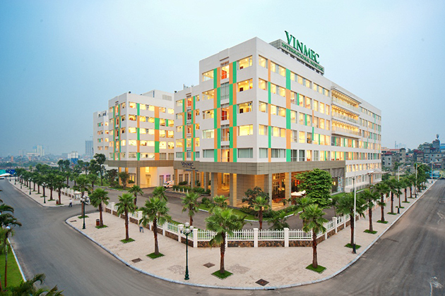 Vinmec International Hospital in Ho Chi Minh, Cozy Vietnam Travel