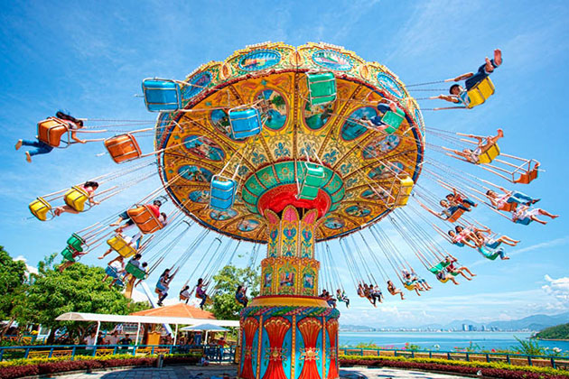 Vinpearl Amusement Park, Nha Trang Travel, Vietnam Cozy Travel