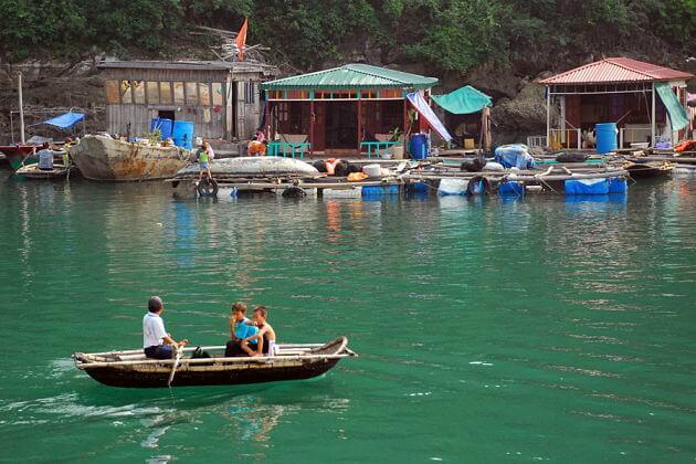 Vung Vieng Fishing Village, Halong Bay Tours, Vietnam Travel, Cozy Vietnam Travel