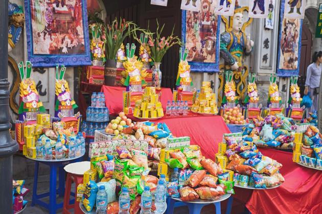 Wandering Soul's Day in Viet Nam, Cozy Vietnam Travel