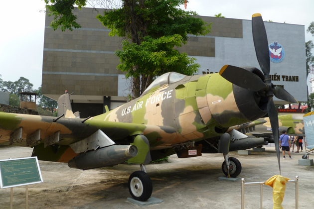 Museum of War Remnants, Ho Chi Minh City, Ho Chi Minh City Tours, Cozy Vietnam Travel