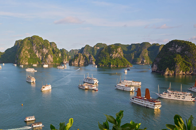 Halong Bay Vietnam, Cozy Vietnam Travel, Vietnam Tours