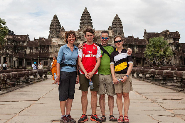 Vietnam & Cambodia Family Adventure Tour – 14 Days
