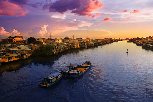 Asia River Cruises, Mekong river, Cozy Vietnam Travel
