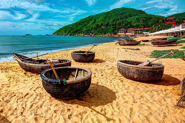 Bai Xep Fishing Village, Quy Nhon Tour, Cozy Vietnam Travel