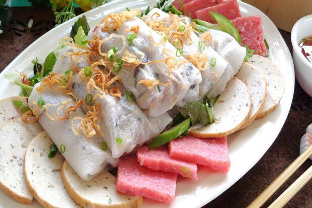 Banh Cuon Hanoi, Hanoi Street Food Tours, Cozy Vietnam Travel, Vietnam Tours