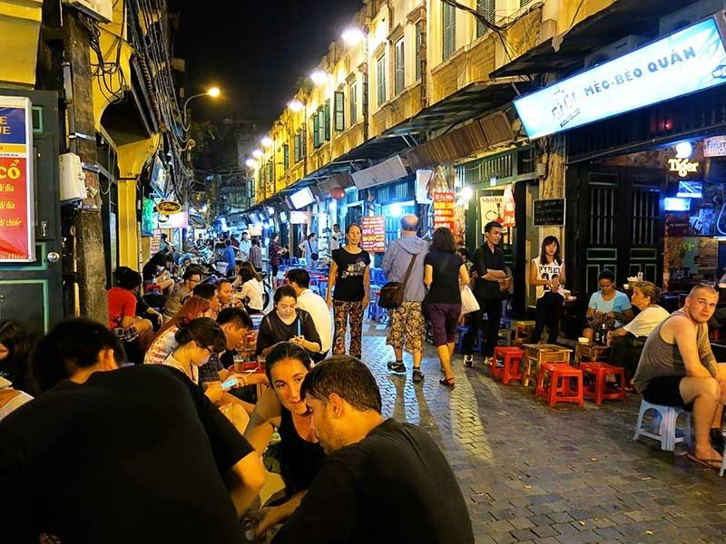 Hanoi Old Quarter, Hanoi Tours, Cozy Vietnam Travel