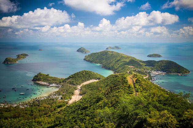 Nam Du Island in Kien Giang, Kien Giang Tours, Cozy Vietnam Travel