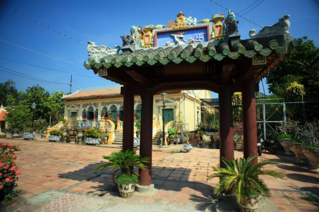 Binh Thuy ancient house, Mekong Delta Tours, Cozy Vietnam Travel, Vietnam Package Tours