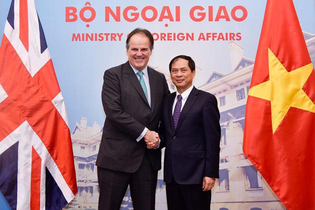 British Embassy in Hanoi, Vietnam, Cozy Travel Vietnam