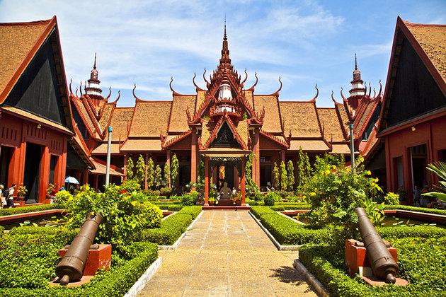 Phnom Penh City, Combodia Tours, Vietnam Tours, Cozy Vietnam Travel