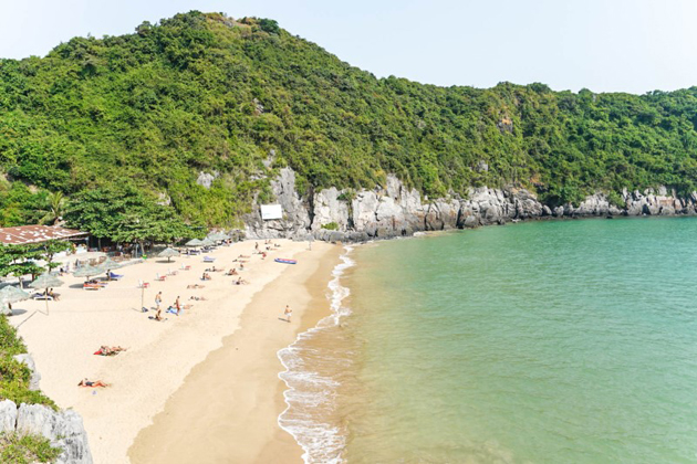 Beach in Cat Ba, Tour, Cat Ba, Cozy Vietnam Travel