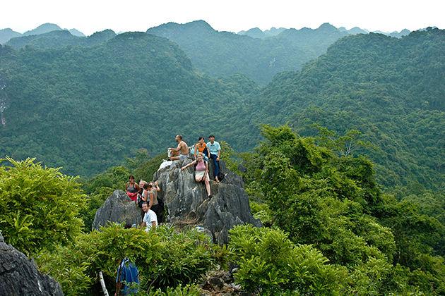 Cat Ba National Park, Hai Phong, Tours, Cozy Vietnam Tours